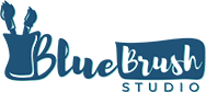 Blue Brush Studio