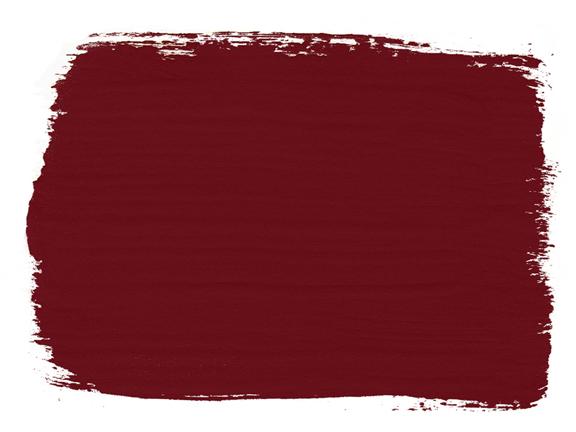 vopsea cretă roșu intens