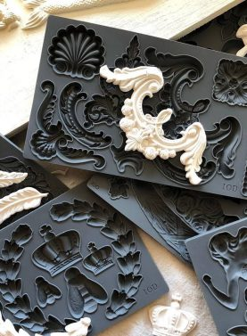 IOD - Decor moulds - Mulaje (matrițe) decorative