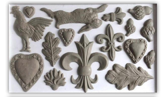 IOD mulaje decorative