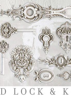 Mulaje decorative chei