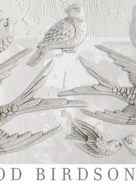 Mulaje decorative păsări