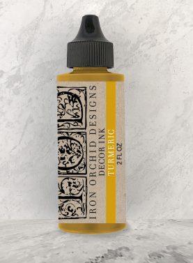 Cerneală galbenă