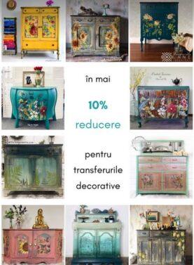 IOD – Transferuri decorative